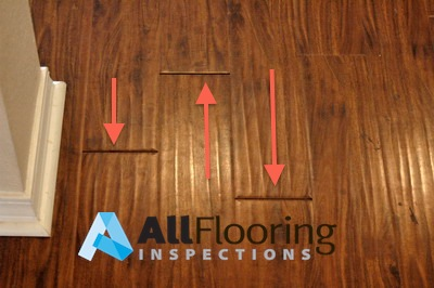 Gaps In Laminate Flooring All Flooring Inspections